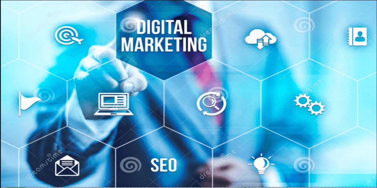 Como criar um negócio de valor na internet - Imagem simbolizando o marketing digital